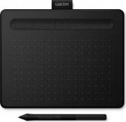 "Wacom Tavoletta Grafica 7"" Bluetooth 4.2 con Penna Nero CTL-4100WLK-S Intuos"