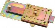 Wally Serratura Ferroglietto da Applicare cilindro fisso Entrata 60 mm 527016063