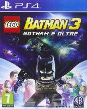WARNER BROS 1000490906 Videogioco per PS4 Lego Batman 3 Azione 7