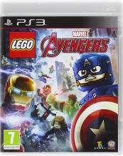 Warner 1000588123 Videogioco per PS3 Lego Marvel Avengers AzioneAvventura 7+