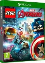 WARNER BROS 1000588124 Videogioco Xbox One Lego Marvel Avengers Azione 7+