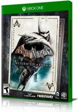 Warner 1000601368 Videogioco per Xbox One Batman: Return To Arkham Azione 16