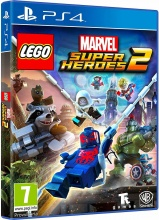 WARNER BROS 1000653347 Videogioco per PS4 Lego Marvel Super Heroes 2 7+
