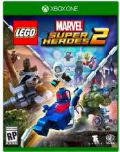WARNER BROS 1000653348 Videogioco Xbox One Lego Marvel Super Heroes 2 7+