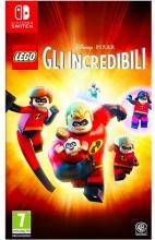 WARNER BROS 1000704838 Videogioco per Switch LEGO Gli Incredibili Avventura 7+