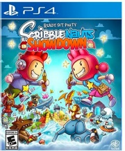 WARNER BROS 1000706570 Videogioco per PS4 Scribblenauts Showdown Party Game 12+