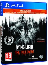 WARNER BROS 1000724756 Videogioco Xbox One Dying Light Enhanced Edition 18+