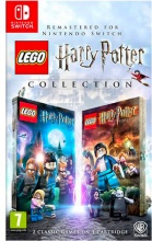 WARNER BROS 1000729490 Videogioco Switch LEGO Harry Potter Collection 7+