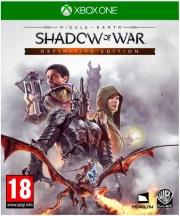 Warner 717483 Xbox One La Terra di Mezzo: LOmbra della Guerra Definitiva