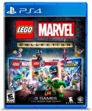 Warner 762854 Videogioco LEGO Marvel Collection PlayStation 4 Azione 7+