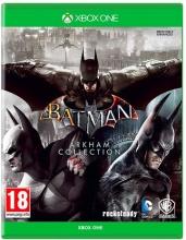 Warner BatArk Videogioco Batman Arkham Collection Azione 18+ Xbox One
