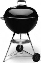 WEBER 1331504 Barbecue a Carbonella BBQ da Giardino + Coperchio Bar-B-Kettle