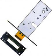 Welka 133.60.01.0 Serratura Porta Alluminio da Infilare Scatola 152x64 mm