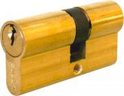 Welka Cilindro Serratura in ottone con 3 chiavi 54 mm (22-10-28) 70022280