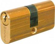 Welka 70222220E Cilindro Serratura da infilare Ovale 3 chiavi 54 mm 22-10-22
