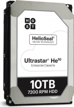 "Western Digital 0F27606 Hard Disk Interno 10 TB HDD 3.5"" SATA III  Ultrastar HE10"