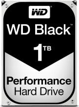 """Western Digital Hard Disk 1 Tb SATA 6 Gbs 3.5"""" 7200 Rpm WD1003FZEX WD BLACK"""