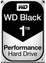 "Western Digital WD1003FZEX Hard Disk Interno 1 Tb 3.5"" HDD Sata III  WD BLACK 1TB"