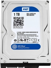 Western Digital WD10EZEX Hard Disk 1 TB 1000 GB SATA 3, 600 MB sec.  Blue