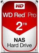 """Western Digital WD2002FFSX Hard Disk Interno 2 Tb 3.5"""" HDD Sata III  WD RED 2TB"""