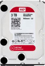 "Western Digital WD30EFRX Hard disk Interno per NAS 3 Tb 3.5"" Buffer 64 Mb  OEM"
