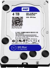 "Western Digital WD40EZRZ Hard disk Interno 4 Tb SATA III 3.5"" Buffer 64 Mb  Blue"