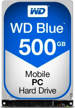 "Western Digital WD5000LPCX Hard Disk Interno 2,5"" 500 Gb SerialATA III 5400 Gm"