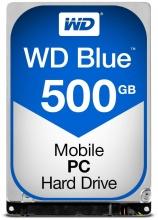 """Western Digital WD5000LPCX HDD int 2.5"""" 500 Gb Sata3 16Scheda Madre 5400Rpm"""