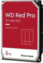 "Western Digital WD6003FFBX Hard Disk Interno 6 TB 3.5"" 7200 Rpm  Red Pro 6 Tb"