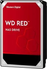 """Western Digital WD60EFAX Hard Disk Interno 6 TB 3.5"""" 5400 Rpm SATA III  Red"""