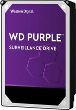 Western Digital WD82PURZ Hard Disk Interno 3.5 8 Tb 5400Rpm 256Mb Purple Sata3