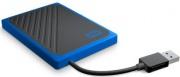 Western Digital WDBMCG5000ABT-WESN Hard Disk Esterno USB 3.0 500 GB SSD Portatile WDBMCG5000ABT