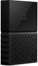 "Western Digital WDBYFT0040BBK-WESN Hard Disk esterno 4 Tb 2.5"" USB 3.0"