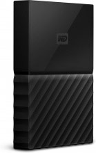 Western Digital WDBYNN0010BBK Hard Disk Esterno 1 Tb USB 3.0 Auto Backup Nero My Passport