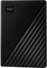 Western Digital WDBYVG0010BBK-WESN Hard Disk Esterno Portatile 1Tb  My Passport