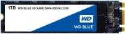 Western Digital WDS100T2B0B SSD 1024 GB M 2 lettura 530 mbs