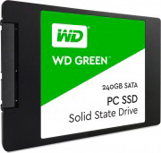 """Western Digital Solid State Disk SSD 2.5"""" 240 Gb 6 GBs WDS240G1G0A Green PC"""