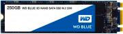 Western Digital WDS250G2B0B SSD M 2 250 Gb Lettura 550 Mbs Scrittura 525 Mbs