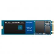 Western Digital WDS250G2B0C SSD M.2 250 GB PCI Express 3.0 3D  WD Blue SN550 NVMe