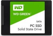 "Western Digital WDS480G2G0A SSD 480 Gb 2.5"" Solid State Disk Sata III  GREEN 480"