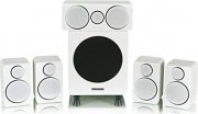 WHARFEDALE DX-2HCP Home Theatre 5.1 Dolby Surround Subwoofer 500 W Bianco DX-2 5.1 HCP