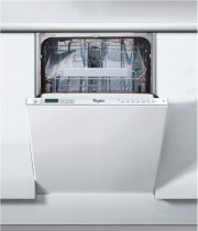 Whirlpool ADG 402 A++ Lavastoviglie Slim Incasso Scomparsa 10 Coperti A++ 45 cm ADG402