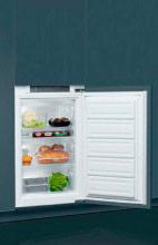 Whirlpool AFB 9720 A+ Congelatore Verticale a cassetti Incasso 100 Lt A+ 12 Kg24h