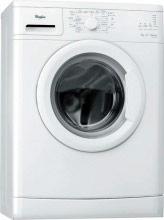 Whirlpool Lavatrice Slim Carica frontale 7 Kg Classe A++ 44 cm 1000 giri AWSE7100