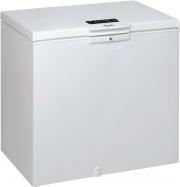 Whirlpool WHE25332 Congelatore a Pozzetto Orizzontale a Pozzo 251Lt A++ 18kg24h