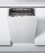 Whirlpool WSIC 3M17 C Lavastoviglie Slim Incasso 10 Coperti Classe A+ 45 cm