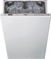 Whirlpool WSIC3M17 Lavastoviglie Incasso 45 cm Slim Scomparsa totale 10 cop A+