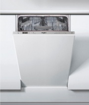 Whirlpool WSIC3M17 Lavastoviglie Incasso 45 cm Slim Scomparsa 10 cop F (A+)