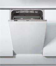 Whirlpool WSIO3T223PCEX Lavastoviglie Incasso 45 cm Slim Coperti 10 Classe E (A++)WSIO3T223PCE