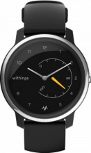 Withings Move ECG Smartwatch Cardio monitora sonno Impermeabile 50m Nero
